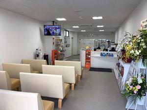 オレンジ薬局 横浜東口店 店内